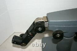 AO American Optical Microscope Boom Stand Vintage Heavy Duty The Best Monster