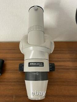 AS IS Vintage SMZ 2T Nikon Stereo Microscope Arm Boom untested