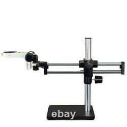 Ball-Bearing Boom Stand For Stereo Microscopes with Focusing Rack