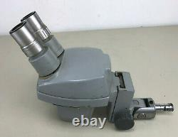 Bausch & Lomb 2x Dissecting Microscope Stereozoom with boom, no stand
