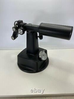 Bausch & Lomb ARTICULATING BOOM ARM MICROSCOPE TELESCOPING WEIGHTED STAND