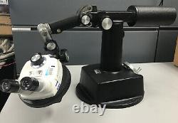 Bausch & Lomb Stereo Zoom 5 on Large Boom Stand, 8x 40x Magnification