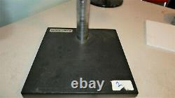 Bausch & Lomb StereoZoom 4 with Boom Inspection Stand 10x eyes 0.7x-3.0x