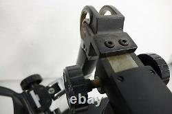 Bausch & Lomb Stereozoom microscope multi adjusting heavy boom stand