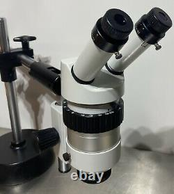 Wild M7A Stereo Zoom Microscope on Boom Stand